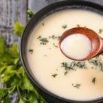 Receita de sopa de couve-flor light - Fácil e saudável!