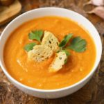 Receita de sopa de berinjela light - Saborosa e saudável