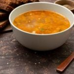 Receita de sopa leve e deliciosa para o jantar!