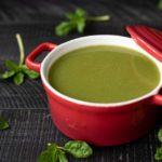 Receita de sopa de ervilha light - Rápida e saudável!