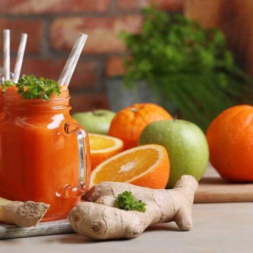 Suco de laranha