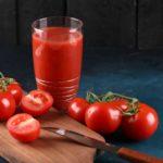 Receita de suco de tomate caseiro refrescante!