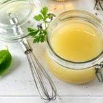 Receita de molho de salada vinagrete com poucas calorias!