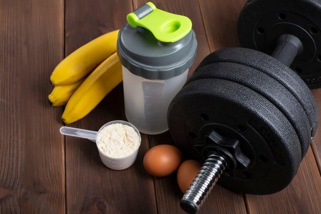 alimentos para engordar pós treino