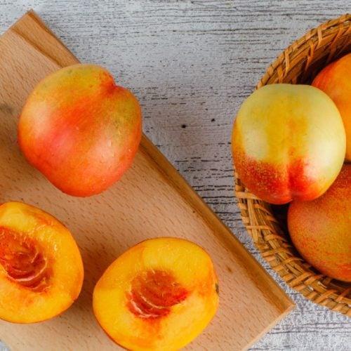 frutas-de-caroço-nectarina
