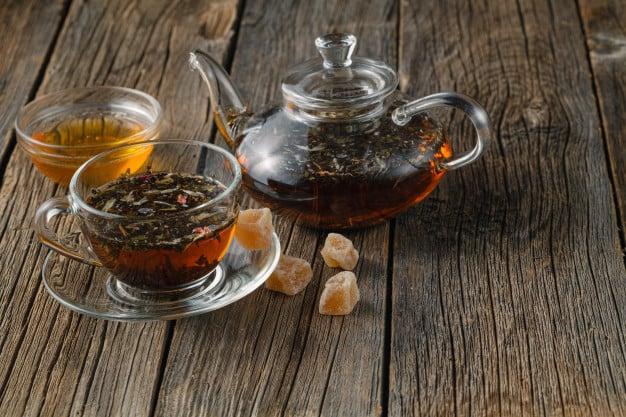 Chá da Alcaçuz