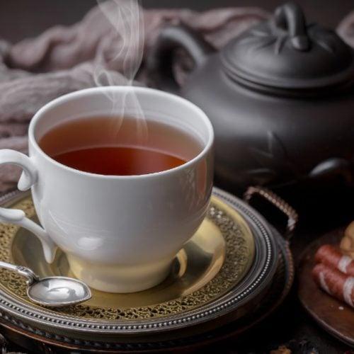 Chá de embauba