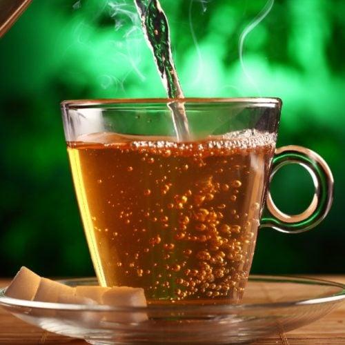 Chá de erva de passarinho