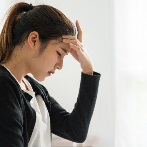 dor de cabeça de rebote
