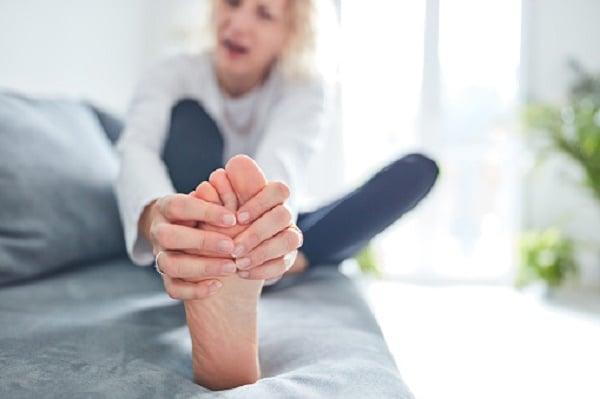 pés chulé