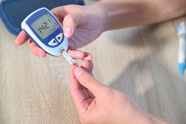medidor de glicose pós prandial