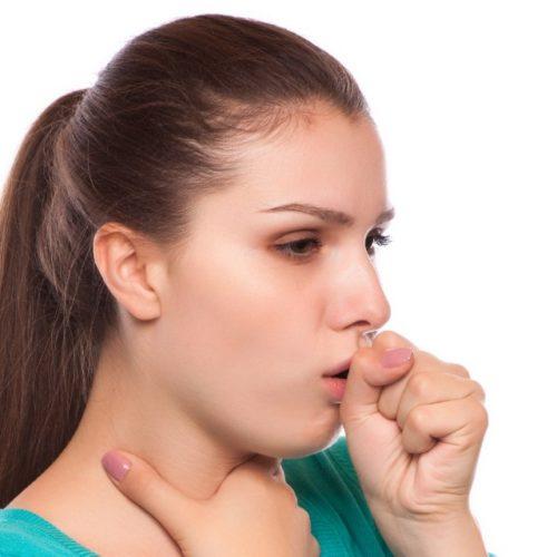Pessoa com tuberculose