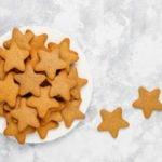 Receita de biscoito de gengibre light, low carb e sem glúten