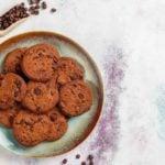 Receita fácil de biscoito sem glúten com manteiga de amendoim