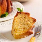 Receita de bolo com farinha de aveia sem leite e sem açúcar