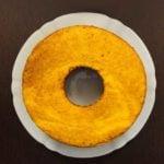 Receita de bolo de cenoura light sem açúcar e sem farinha
