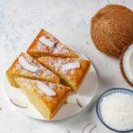 Receita fácil de bolo com farinha de mandioca light