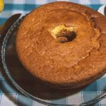 Receita de bolo de laranja light molhadinho