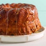 Receita de bolo com farinha de maracujá sem glúten e sem açúcar