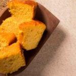 Receita de bolo de milho fit sem lactose, sem glúten e sem açúcar