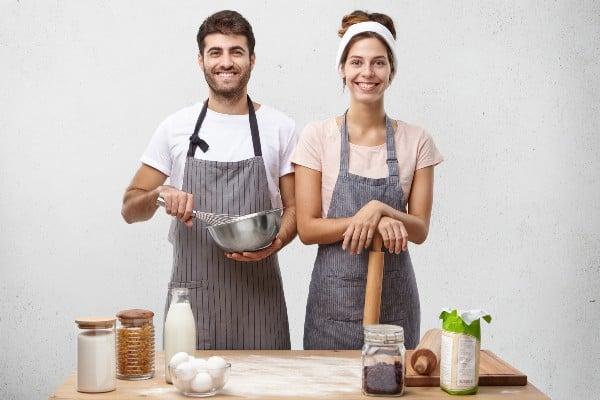 Cozinhar com farinha de jatobá