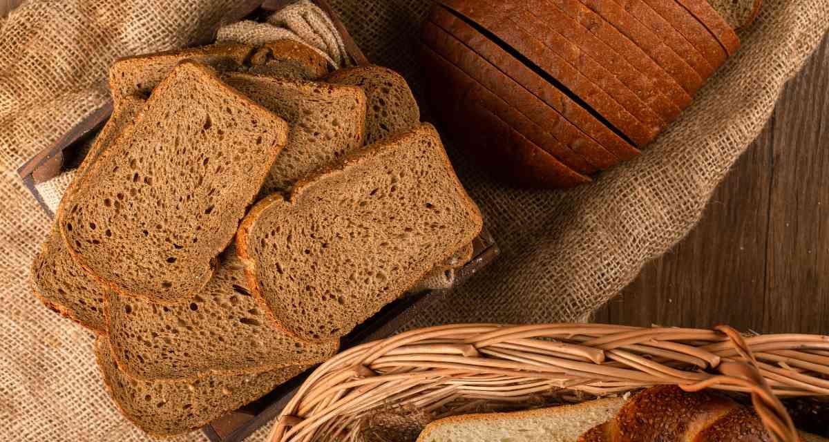 Pão de aveia e quinoa