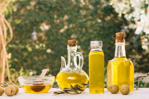azeite ajuda a ganhar massa muscular