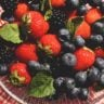 8 frutas de baixo índice glicêmico
