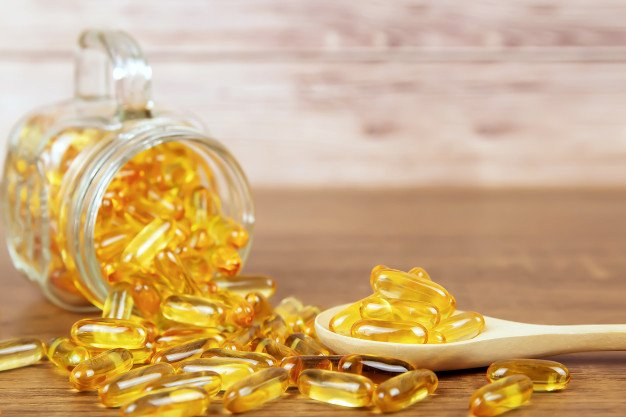 pílulas de omega 3