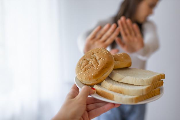 passos para uma dieta sem glúten