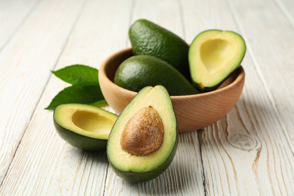 Abacate acelera o metabolismo