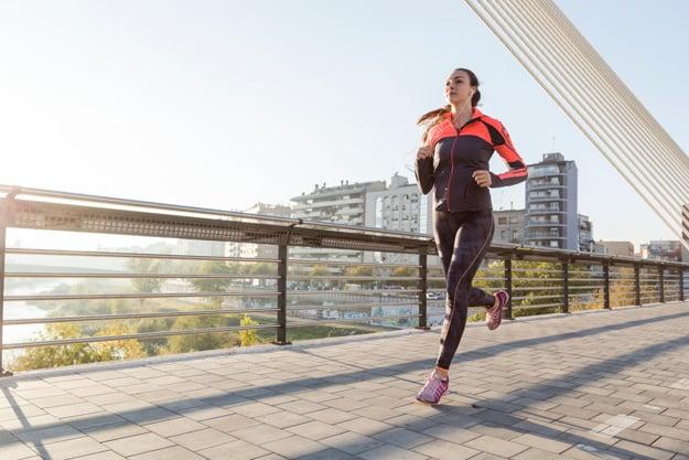 atividades físicas corrida
