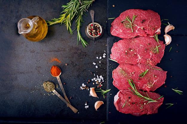 Carne magra de vaca