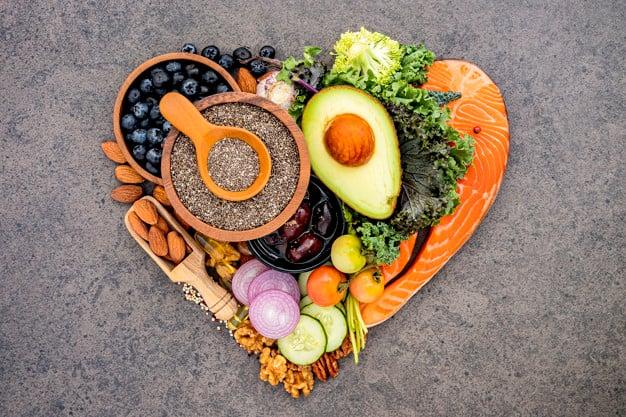 Alimentos que são fonte de gorduras insaturadas