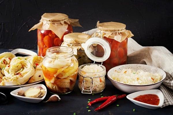 ingredientes para kimchi