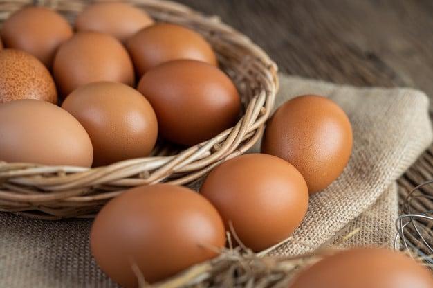 ovos e seus benefícios