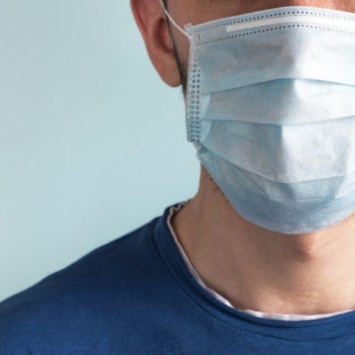 Máscara contra coronavírus