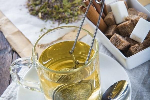 Chá de poejo