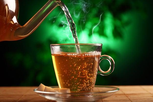 Chá de serralha para a má digestão