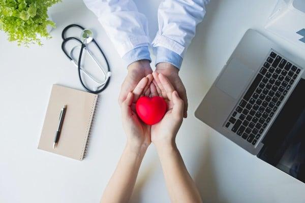 cuidando da saúde do coração