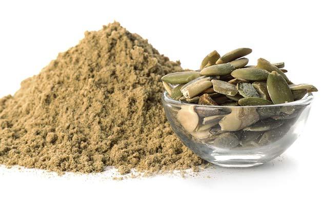 Farinha de semente de abóbora