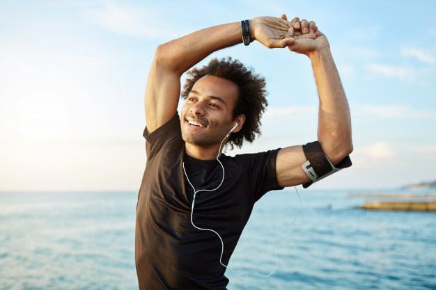 Ouvir música ajuda nos exercícios