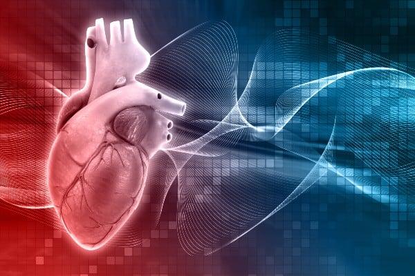 scan do coração