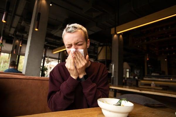 Alergia - Pimenta é remoso
