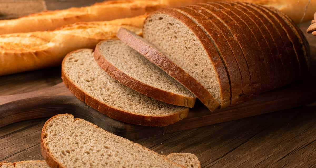 Pão low-carb