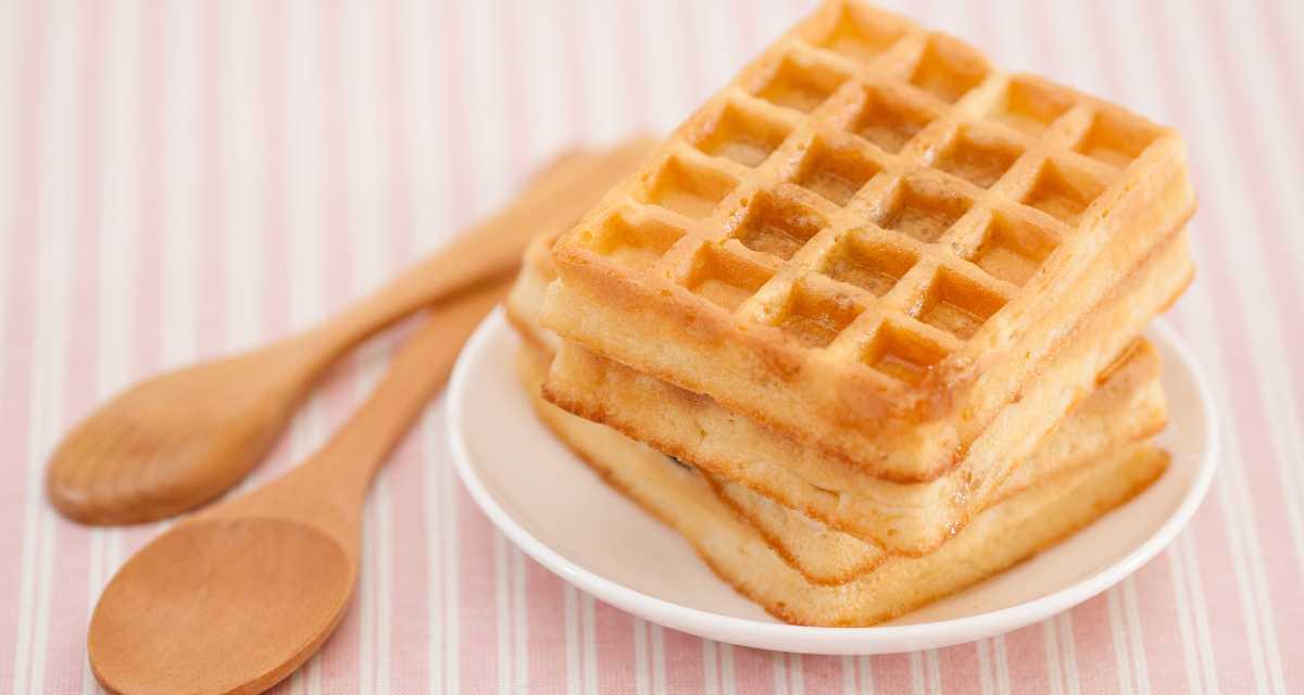 Waffle Dukan