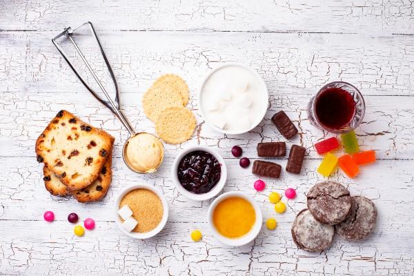 alimentos ruins para a saúde bucal