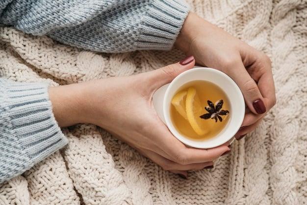 chá de anis estrelado