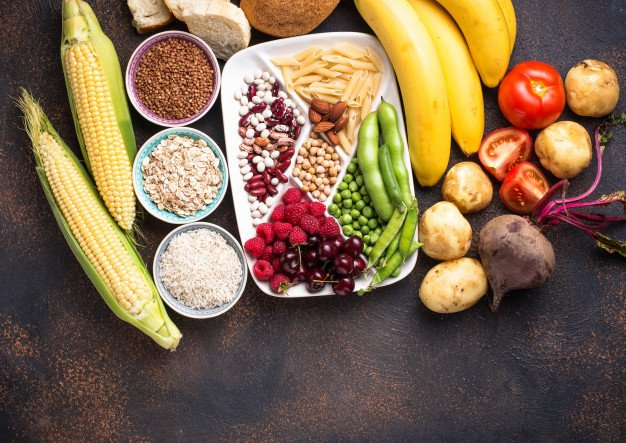 fontes saudáveis de carboidratos