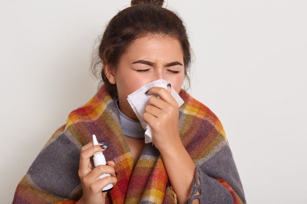 sintomas da sinusite